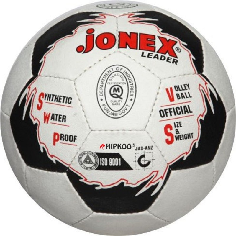 Jonex CHIEF LEADER Volleyball - Size: 4(Pack of 1, Multicolor)