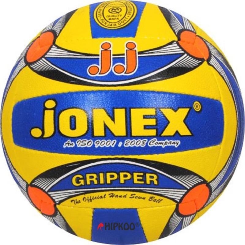 Jonex SUPER GRIPPER Volleyball - Size: 4(Pack of 1, Multicolor)