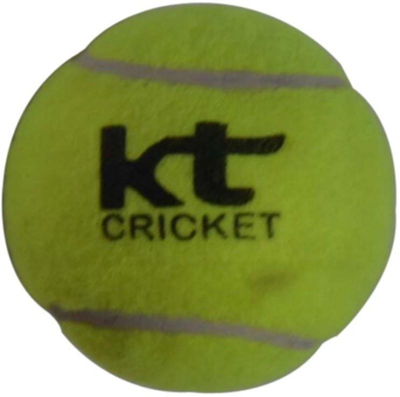kts KTS04_Green Cricket Tennis Ball(Pack of 1, Green)