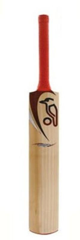 Kookaburra Size 3 - Poplar Willow Cricket bat - Ideal for 8 to 10 year old Kids Poplar Willow Cricket Bat(Long Handle, 0.500 kg)