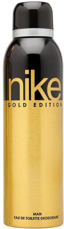 Nike Man Gold Edition Deodorant Spray for Men 200ML Deodorant Spray - For Men(200 ml)