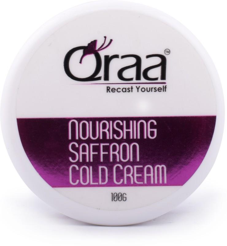 Qraa NOURISHING SAFFRON COLD CREAM(100 g)