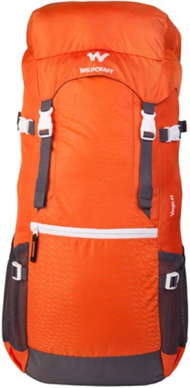 Wildcraft verge 45 teal Rucksack - 45(Orange)
