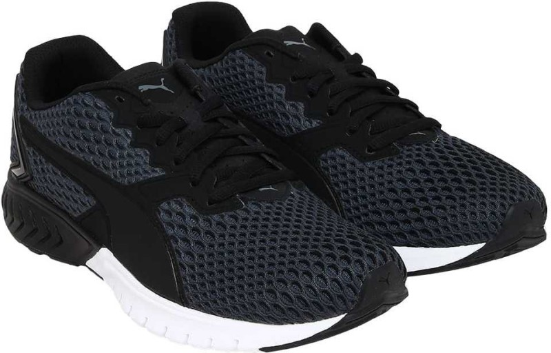Puma IGNITE Dual New Core Wn s Running Shoes For Women(Black)