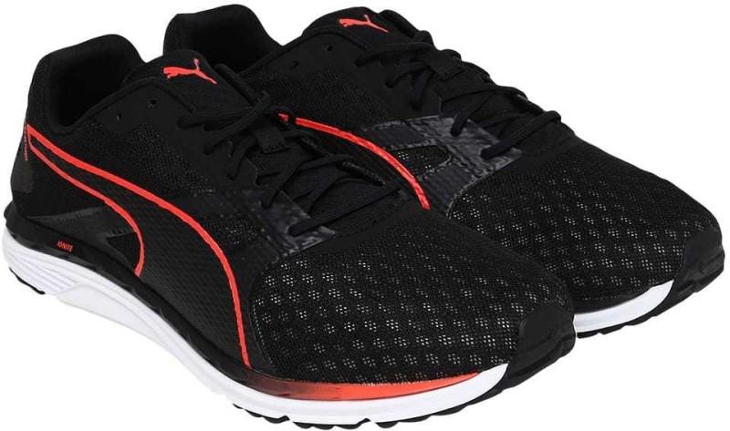 Puma Speed 300 IGNITE 3 Walking Shoes For Men(Black)