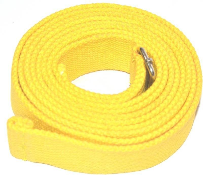 Vellora yoga strap Cotton Yoga Strap(Yellow)