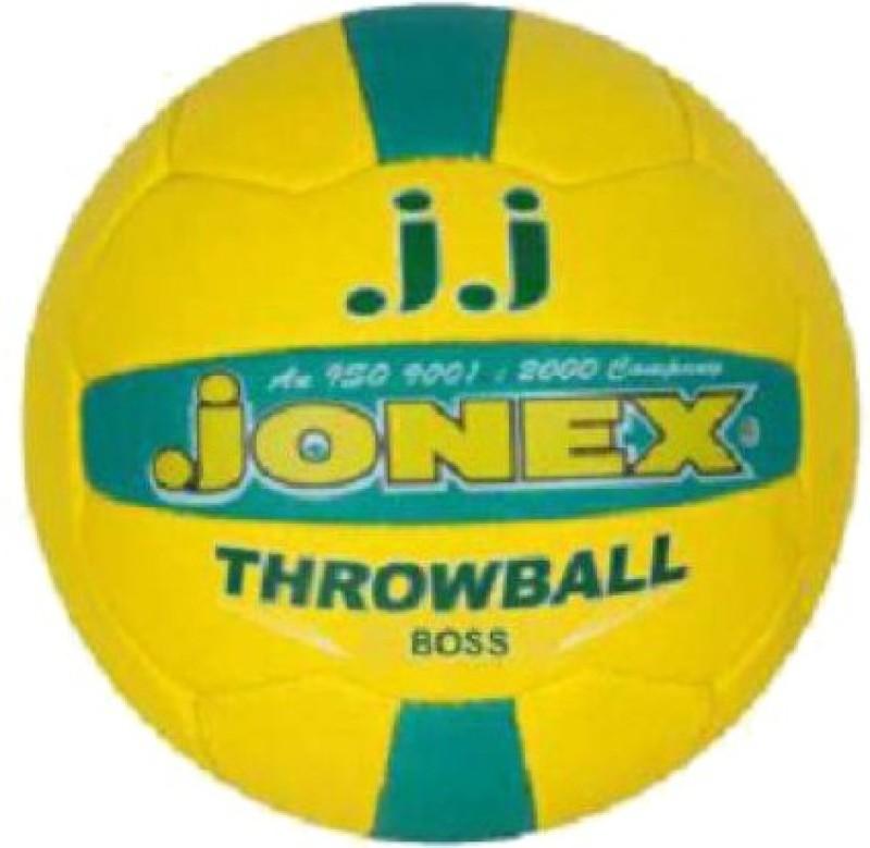 Jonex Toss Boss Throw Ball - Size: 5(Pack of 1, Multicolor)
