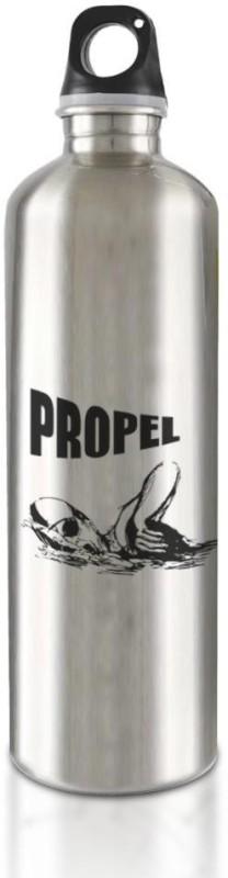 Hot Muggs Live the Sport : Swimming - Propel Stainless Steel Bottle 750 ml Bottle(Pack of 1, Multicolor)