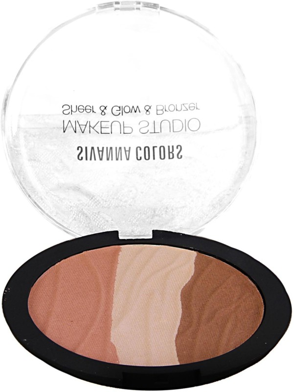 Sivanna Bronzer with Glow and Sheer(4)