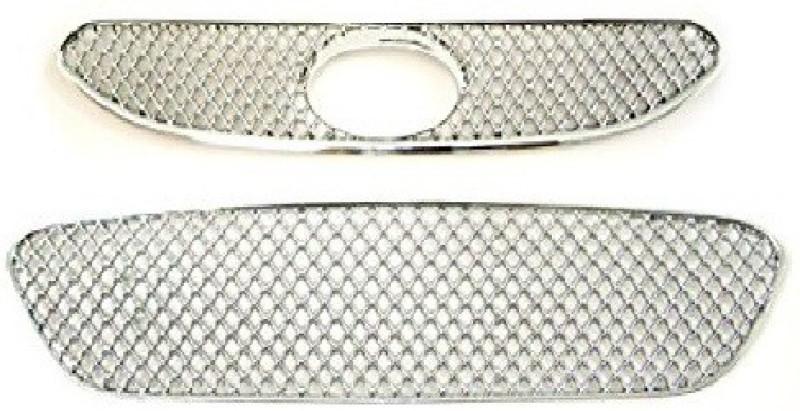 Auto Spare Bazaar VFCG111455 Car Grill Cover(Plastic Hyundai Verna Fluidic)
