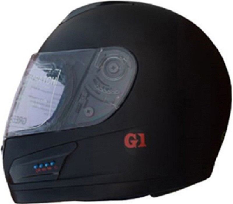 Greenstone BIKE Motorbike Helmet(Black)