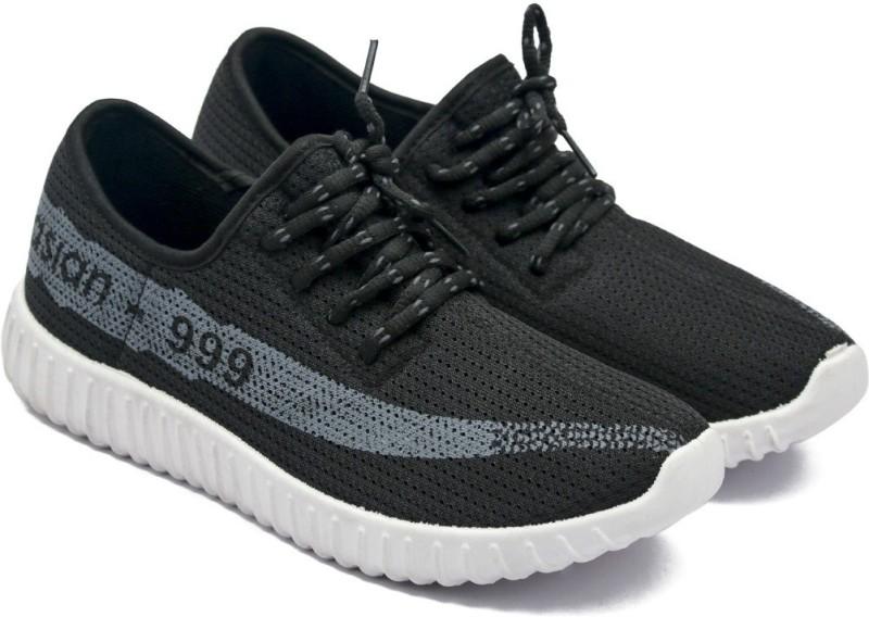 Asian shoe Walking Shoes For Men(Black, Grey)
