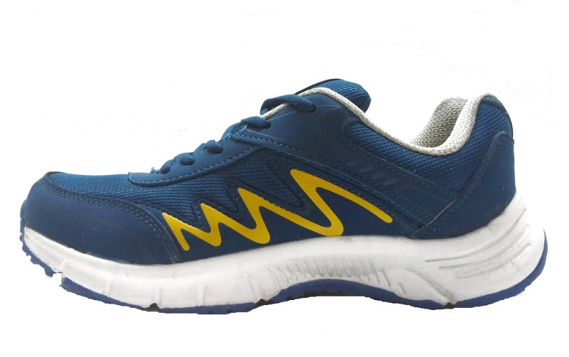 Campus NewBlu Running Shoes For Men(Blue)