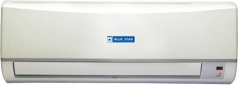 Blue Star 1.5 Ton 3 Star BEE Rating 2018 Split AC - White(3CNHW18OATU, Copper Condenser)