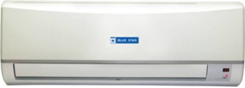 Blue Star 1 Ton 3 Star BEE Rating 2018 Split AC - White(3CNHW12OATU, Copper Condenser)