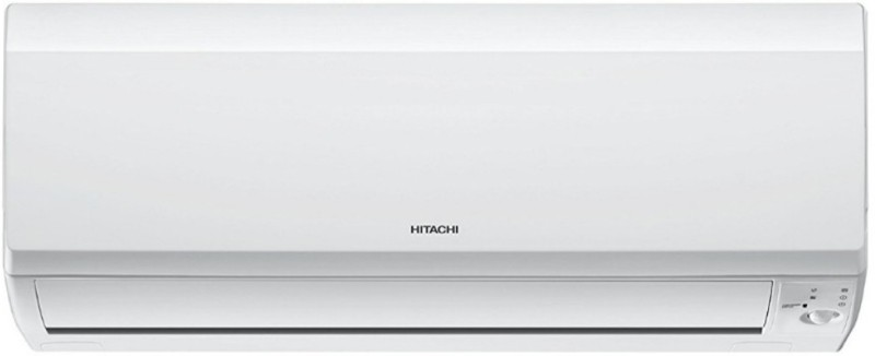 Hitachi 1.5 Ton 3 Star BEE Rating 2018 Split AC - White(RSB318IBDO, Copper Condenser)