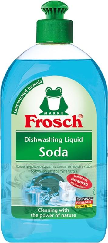 Frosch Baking Soda Dishwashing Gel Dish Cleaning Gel(None, 500 ml)