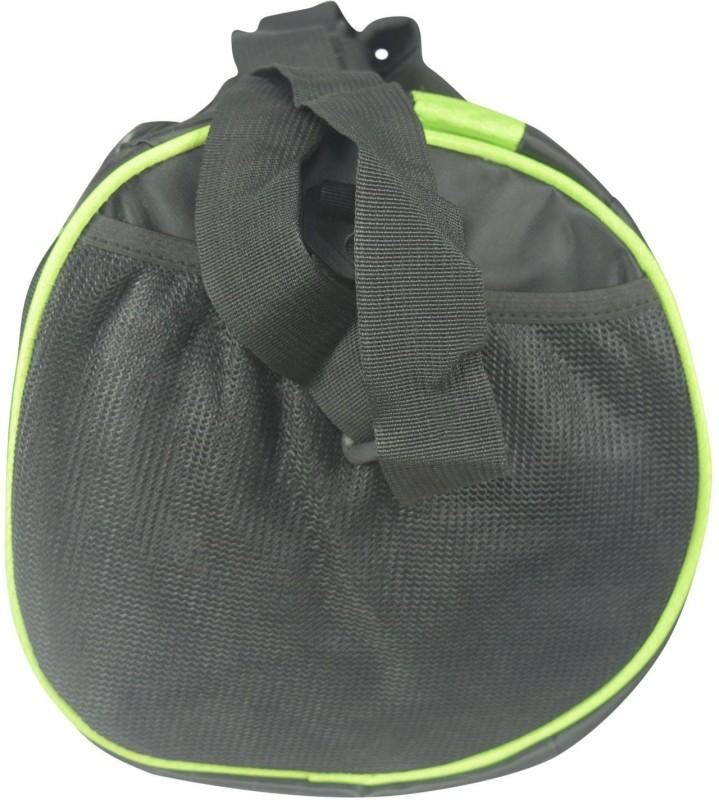 Texas USA (Expandable) Exclusive Imported Gym Bag-302-Green Black Gym Bag(Green)