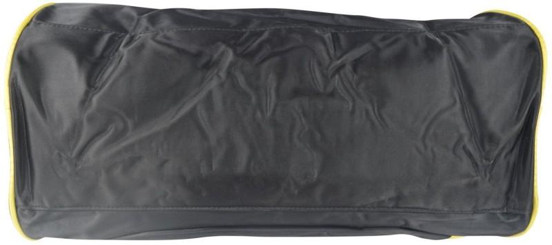 Texas USA (Expandable) Exclusive Imported Gym Bag-308-Black Gym Bag(Yellow)