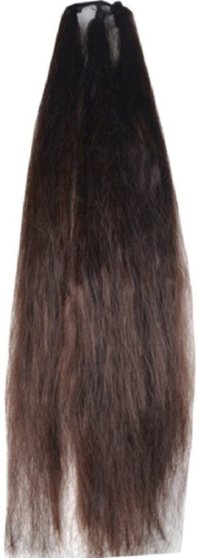 AASA Brown Parandi For Bridal | Parandi 24 Inch Accessories Hair Extension