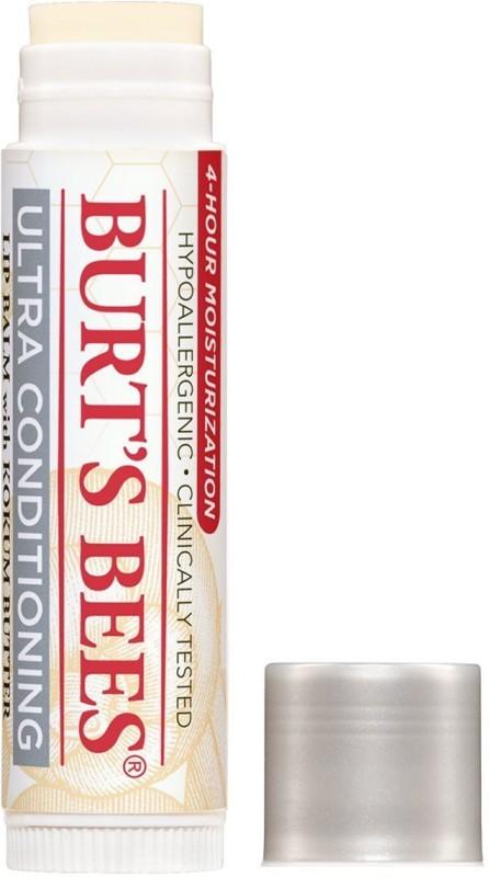 Burts Bees 100% Natural Moisturizing Lip Balm, Ultra Conditioning with Kokum Butter, Shea Butter & Cocoa Butter - 1 Tube Kokum Butter(4.25 g)