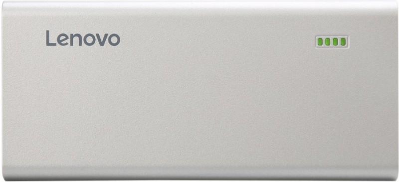 Lenovo 10400 mAh Power Bank (GXV0Q56143, PA10400)(Silver, Lithium-ion)