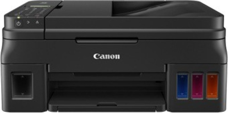 Canon CNN_G4010_BLK Multi-function Printer(Black)