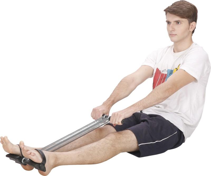 QUINERGYS ® Tummy Trimmer Slimming Pedal Ab Exerciser(Multicolor)