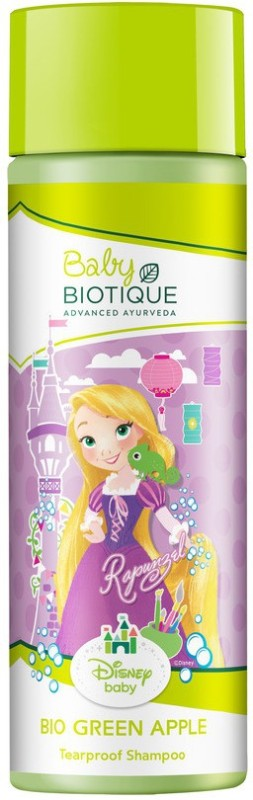 Biotique Bio Green Apple Princess Tearproof Shampoo(190 ml)