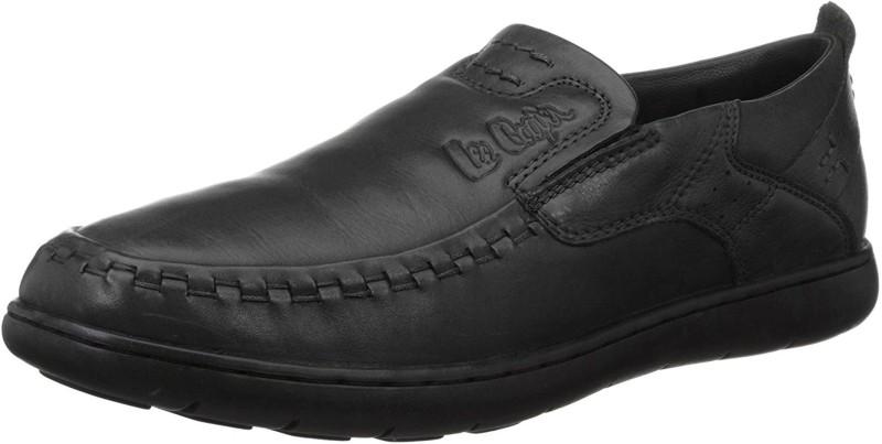 Lee Cooper Men Loafers For Men(Black)