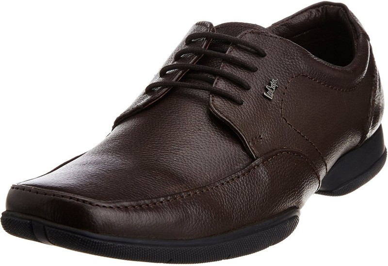 Lee Cooper Men Slip On Shoes For Men(Brown)