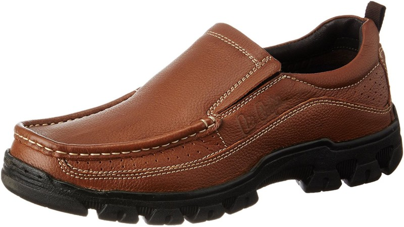 Lee Cooper Loafers For Men(Tan)