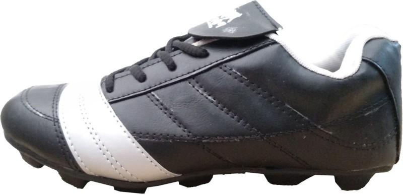 Port Futsal Football Shoes For Men(Black)