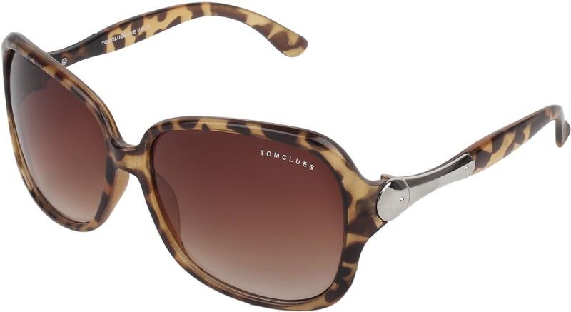 da503e8d0bc latest price TOMCLUES Rectangular Sunglasses For Girls