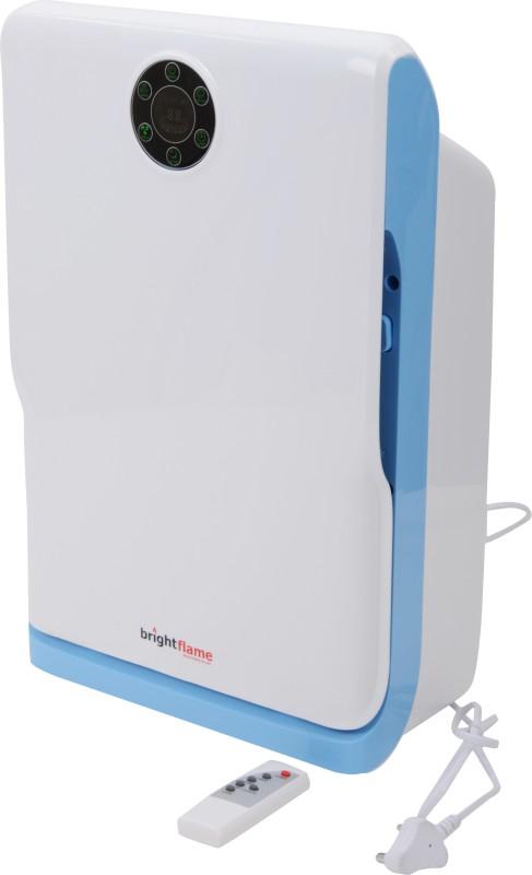 Brightflame Trim Portable Room Air Purifier(White)