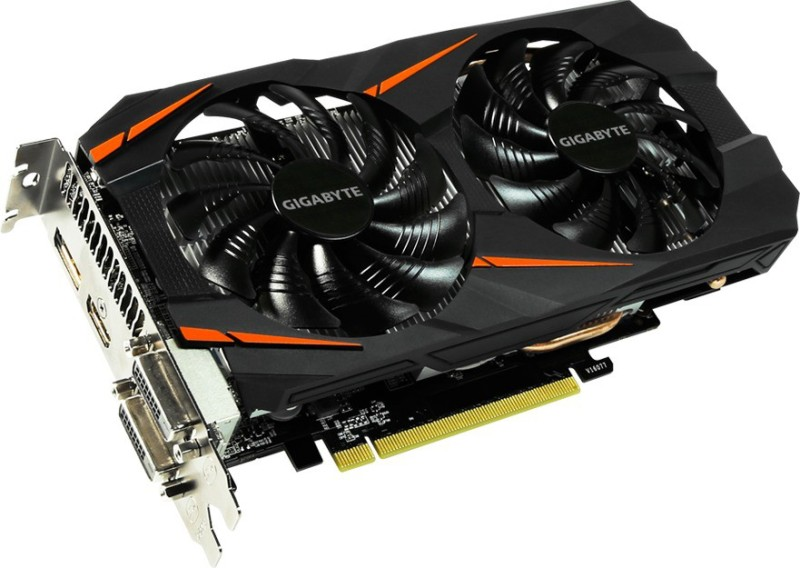 gigabyte NVIDIA GeForce GTX 1060 3GB 3 GB GDDR5 Graphics Card(Black)