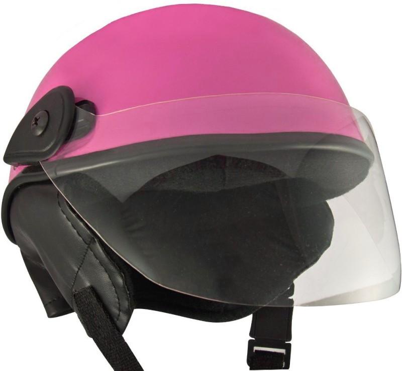 Anokhe Collections Racing Master Motorbike Helmet(Pink)