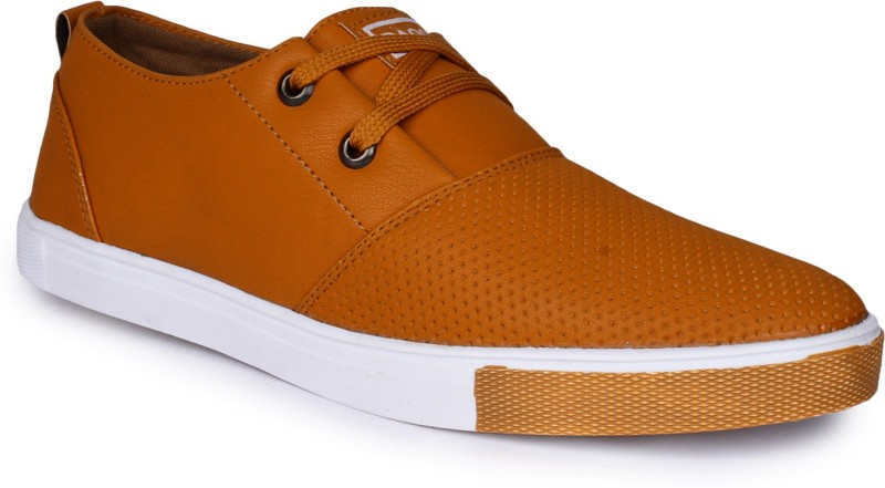 Do Bhai Sneakers For Men(Tan)