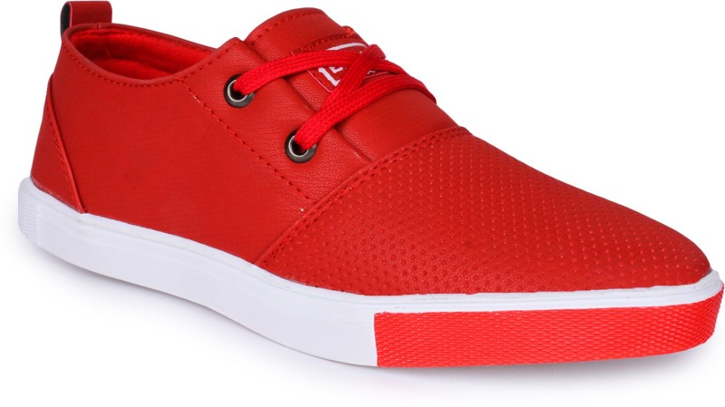 Do Bhai Sneakers For Men(Red)