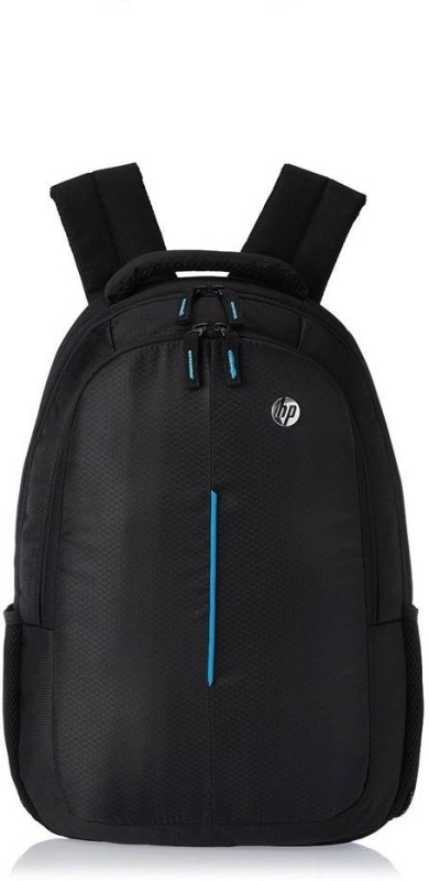 HP 15.6 INCH Expandable Laptop (Black) 20 L Backpack(Black)