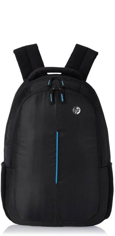 HP 15.6 INCH Expandable Laptop (Black) 20 L Backpack(Black)
