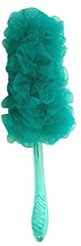 Panache Bath Brush Mesh, Large, Dark Cyan