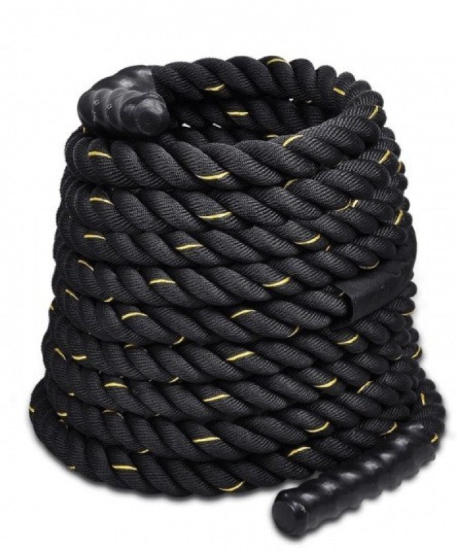BFitusa BR1015 Battle Rope(Length: 50 ft, Weight: 10 kg, Thickness: 1.5 inch)