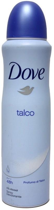 Dove TALCO Body Spray - For Men & Women(150 ml)