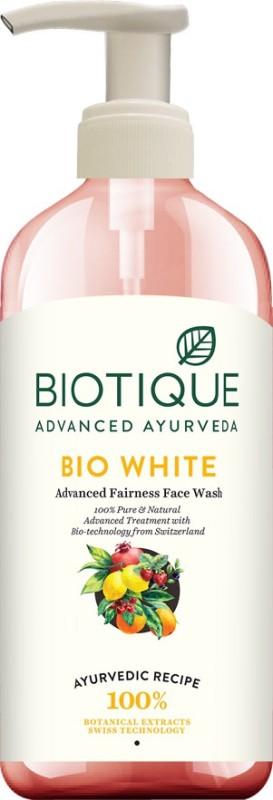 Biotique Bio White Face Wash(300 ml)