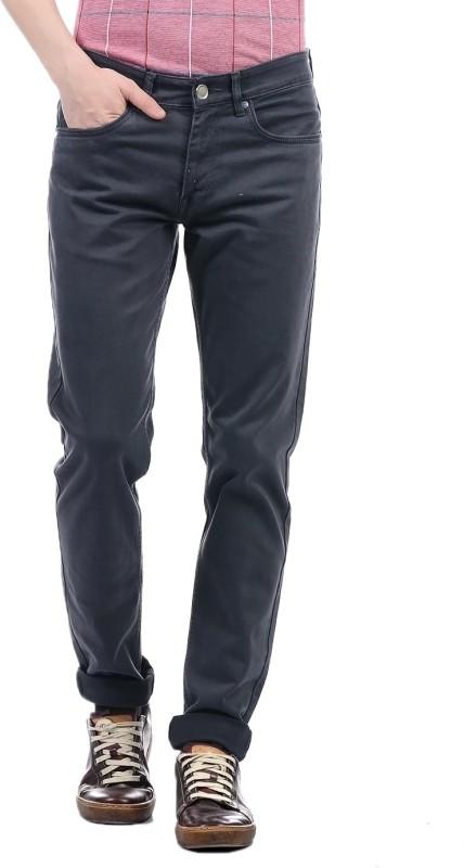 Monte Carlo Regular Men Grey Jeans