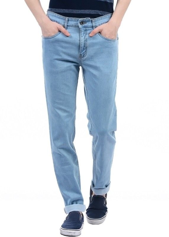 Monte Carlo Regular Men Blue Jeans