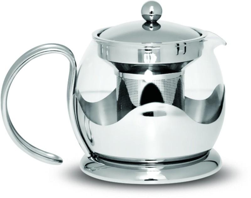 Sabichi Sabichi 750 ml Teapot, Silver, 14 x 17 x 14 cm Kettle Jug(750 L)
