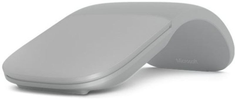 Microsoft FGZ - 00005 Wireless Touch Mouse(Bluetooth, Light Grey)