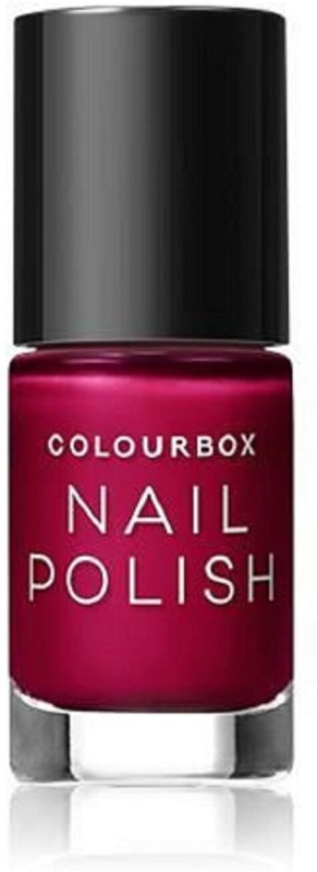 Oriflame Sweden Colourbox nail Polish Rich Pink(5 ml)